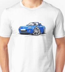 Mazda MX5 (Mk3) Blue Unisex T-Shirt