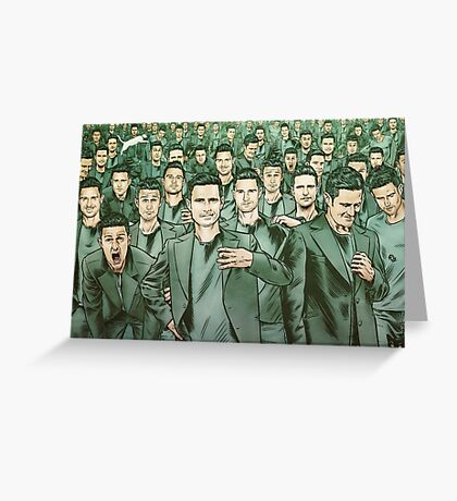 Wil Anderson - GoodWil (textless) Greeting Card