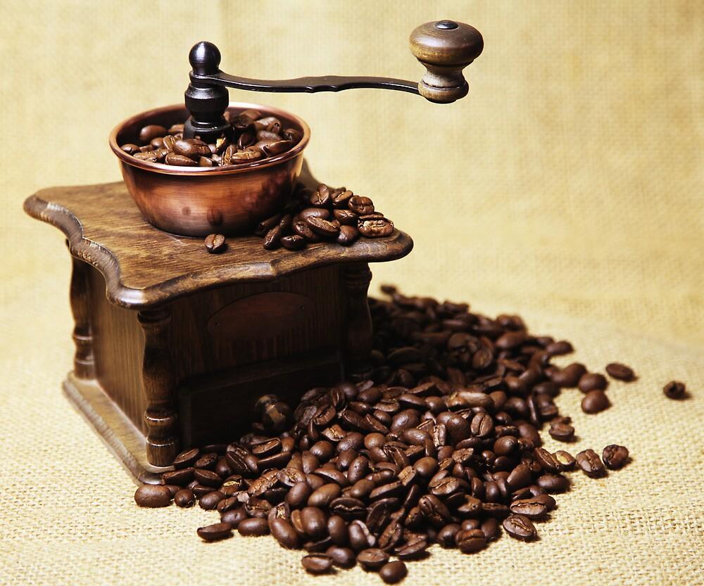 Coffee Mill by Falko Follert