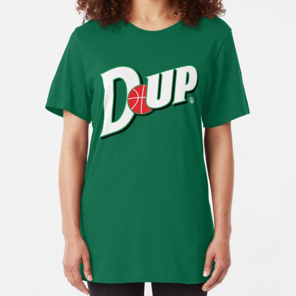 "Vict ""D-up Basketball""  Slim Fit T-Shirt"