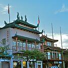 Chinatown Los Angeles, California by Joni  Rae