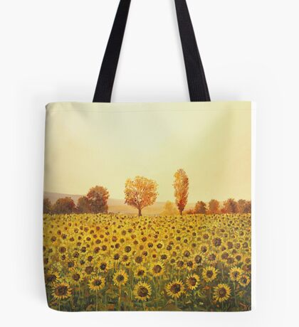 Memories of The Summer Tote Bag