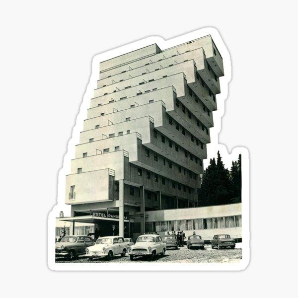 Hotel Panorama (1970), Slovakia Sticker