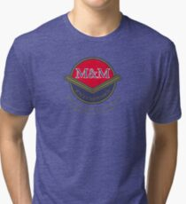 M & M Enterprises Tri-blend T-Shirt