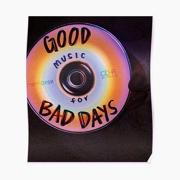 GOOD TUNES CD Poster