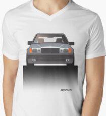 Modern Euro Icons Series Mercedes Benz W124 500E E-Class (Split) T-Shirt