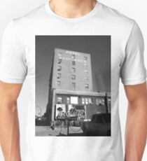 Abilene, Kansas - Hotel Sunflower Unisex T-Shirt