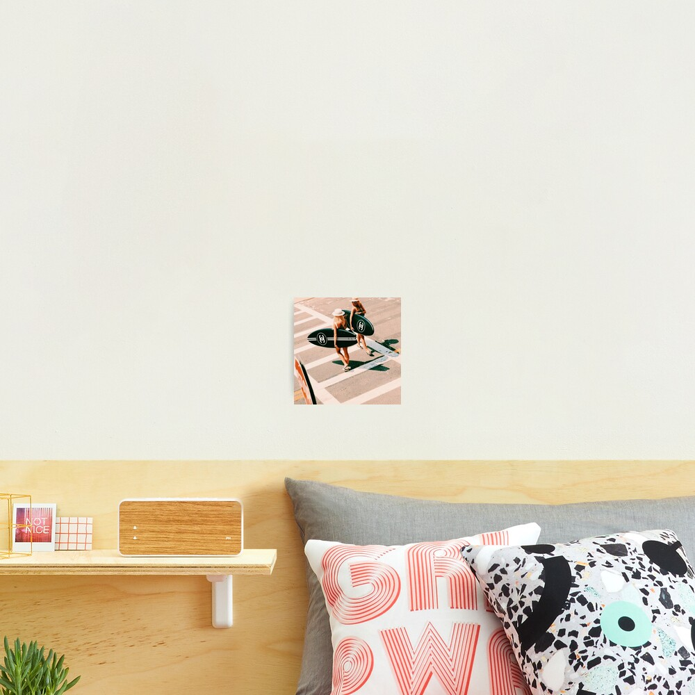 SURFS UP BBY Photographic Print