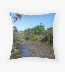 Bodmin Moor Throw Pillow