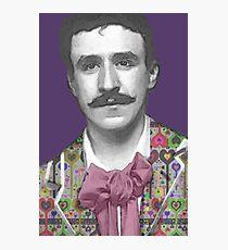 Charles Rennie Mackintosh Portrait Photographic Print