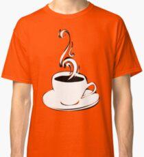 coffee curls Classic T-Shirt