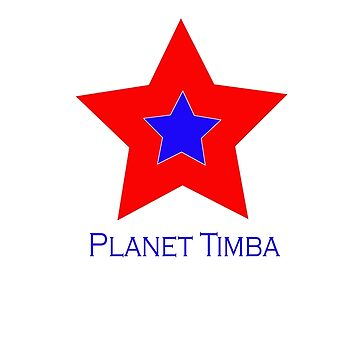 Planet Timba [Star] Iphone Case  by Franzwear