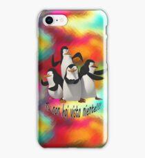Penguins of Madagascar iPhone Case/Skin