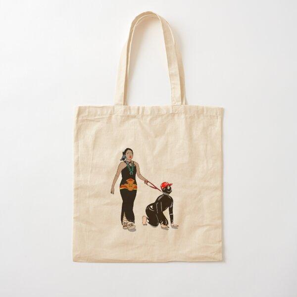 Diné dominatrix  Cotton Tote Bag