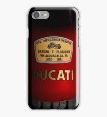 Ducati iPhone Case/Skin