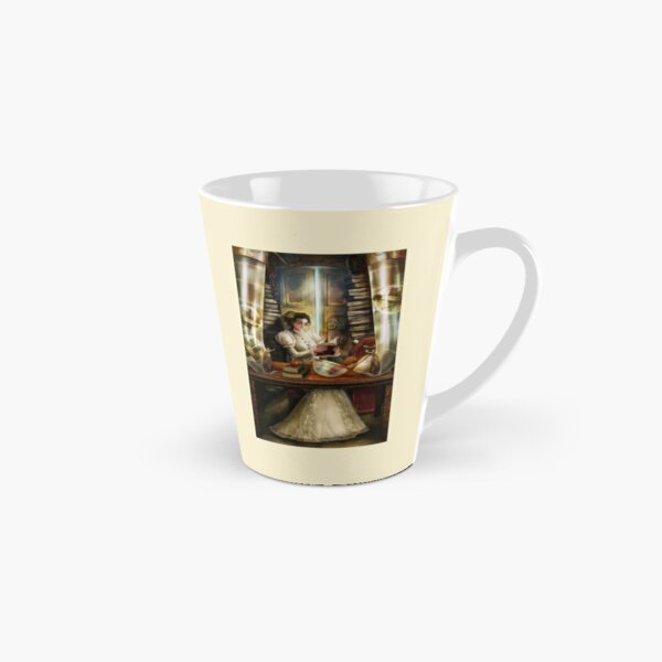 Steampunk Librarian Tall Mug