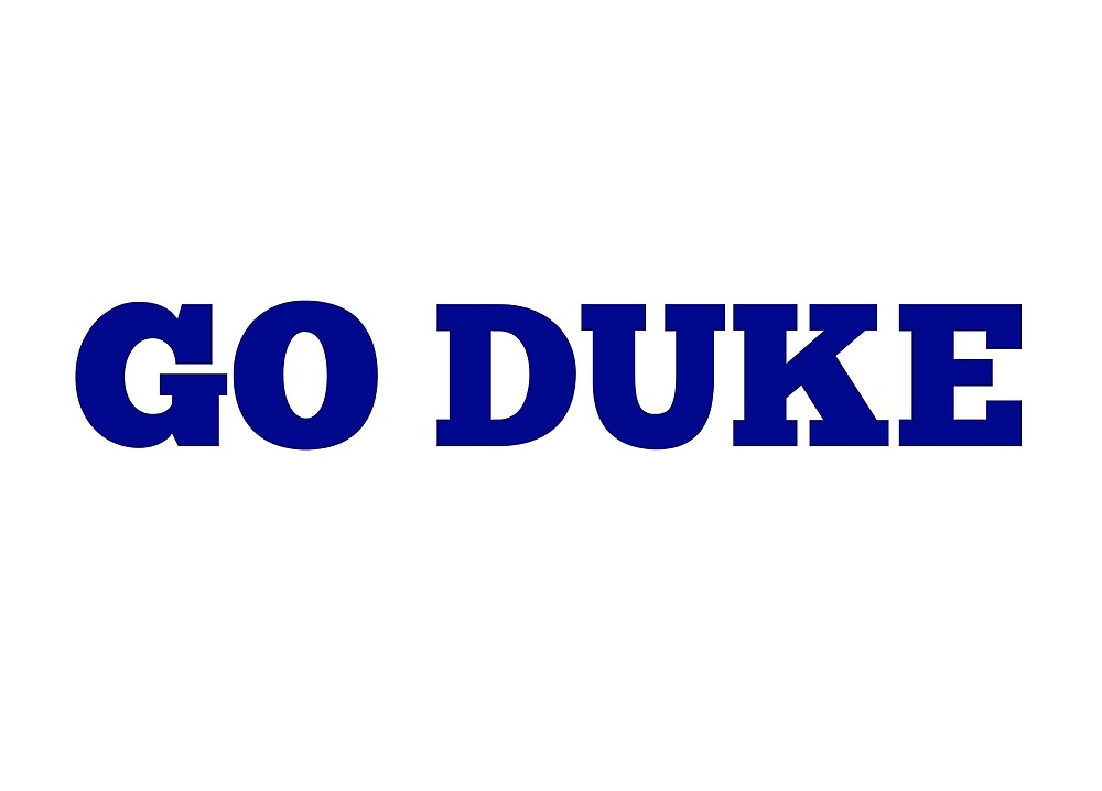 Go Duke by nyah14