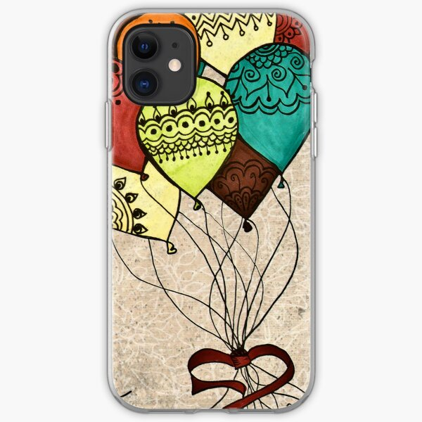 Pick Me Up iPhone Soft Case