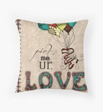 Pick Me Up Throw Pillow