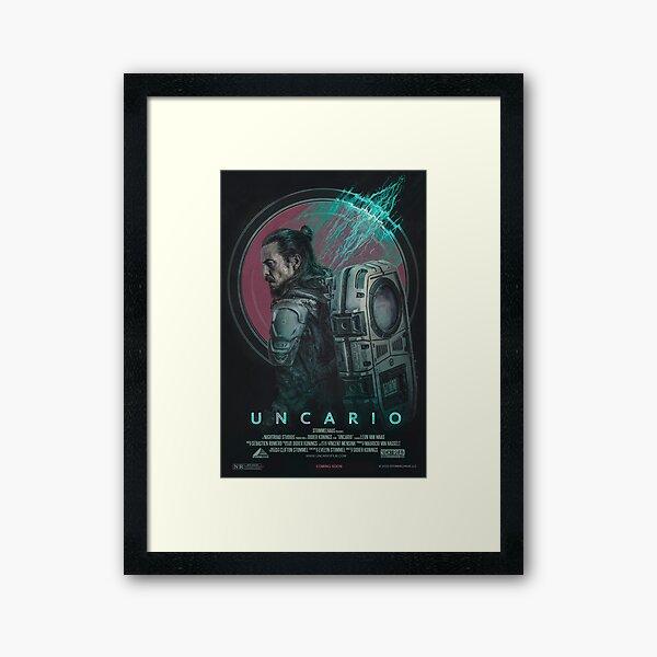 UNCARIO - Official Poster  Framed Art Print