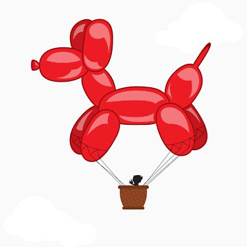 Hot Air Balloon Animal by copywriter
