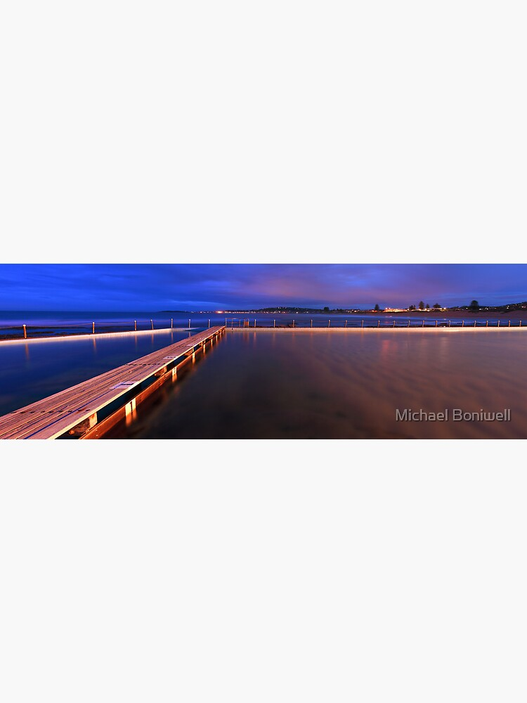 Narrabeen Tidal Pool, New South Wales, Australia by Chockstone