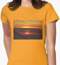 Ps. 30:6 fr2 Womens Fitted T-Shirt