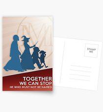 Together Postcards