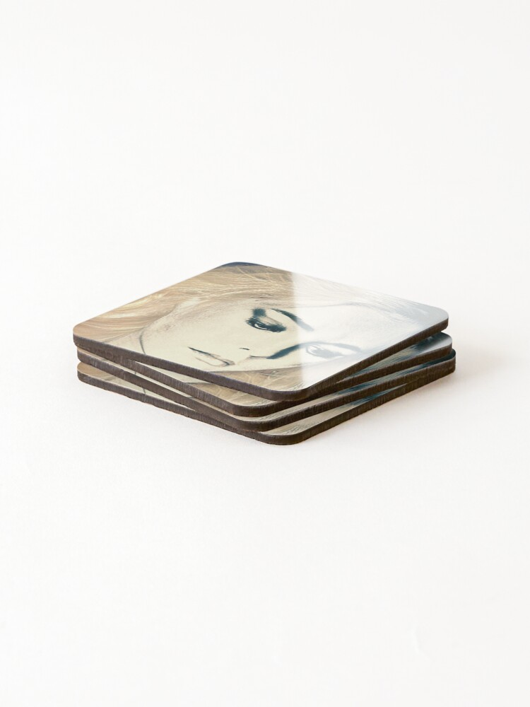 Alternate view of Tell Me You Love Me Coasters (Set of 4)