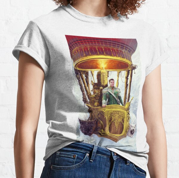 Lighter Than Air Chariot Classic T-Shirt