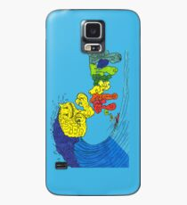 Percentum Surfing Case/Skin for Samsung Galaxy