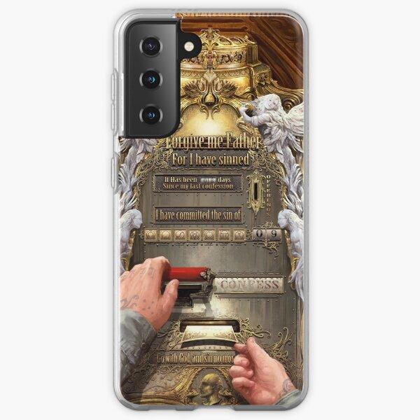 Clockwork Confessional Samsung Galaxy Soft Case