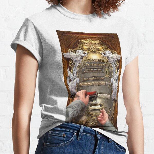Clockwork Confessional Classic T-Shirt