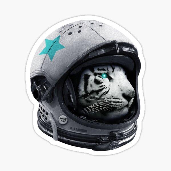 Astro Tiger Sticker