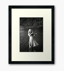 River Music Framed Print
