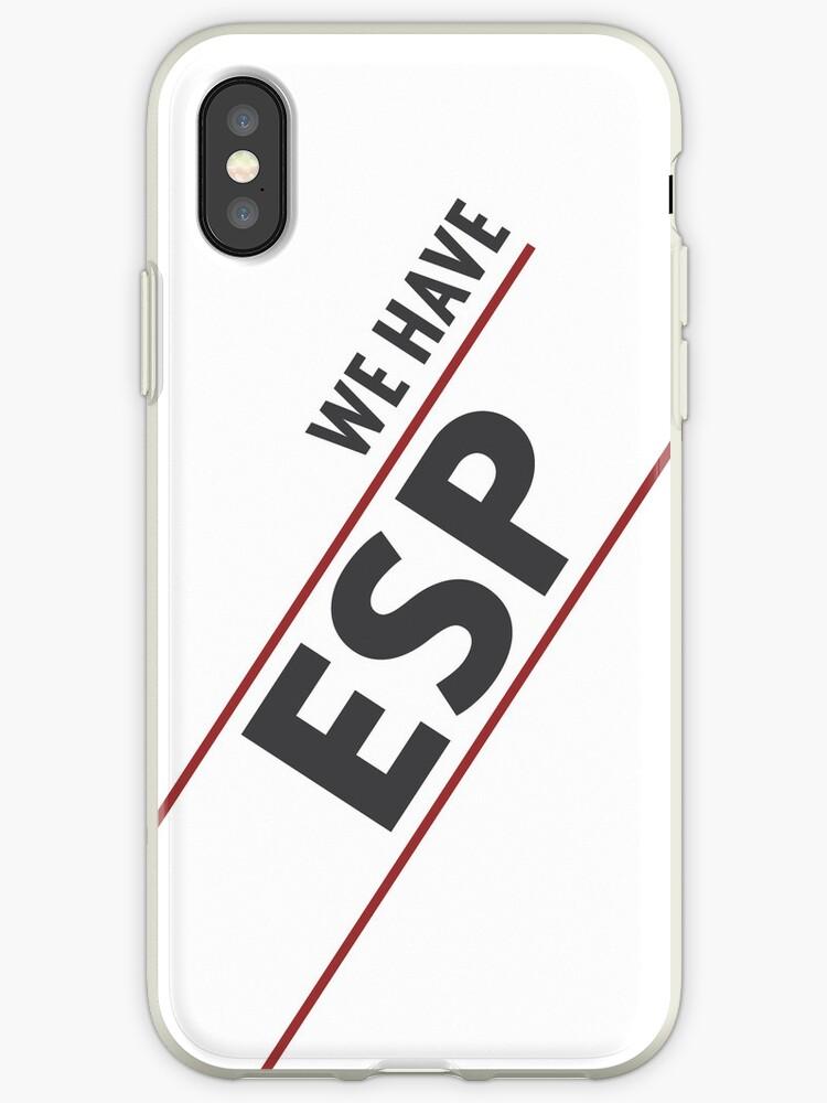 we have ESP by timmehtees