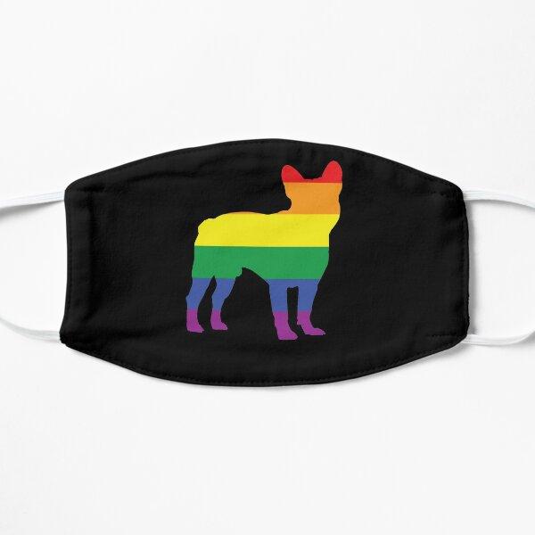 French bulldog Flat Mask