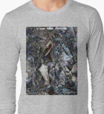 i am The Future Long Sleeve T-Shirt