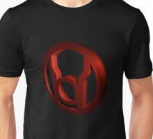 Red Lantern Inferno Unisex T-Shirt
