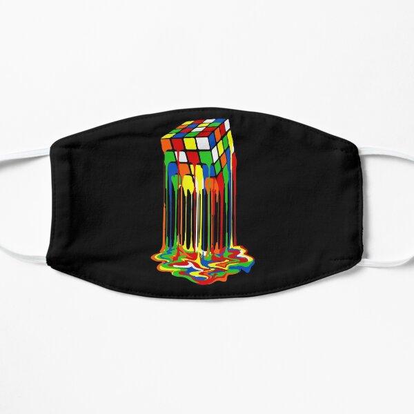 Melting Rubiks Cube Mask
