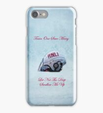 Train One Save Many iPhone Case/Skin