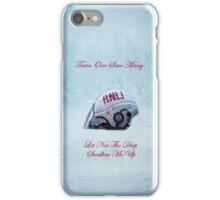 Train One Save Many iPhone Case/Skin