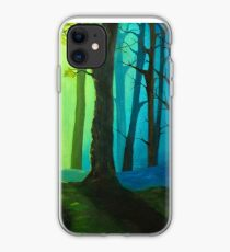Sunlight and Shadow iPhone Case