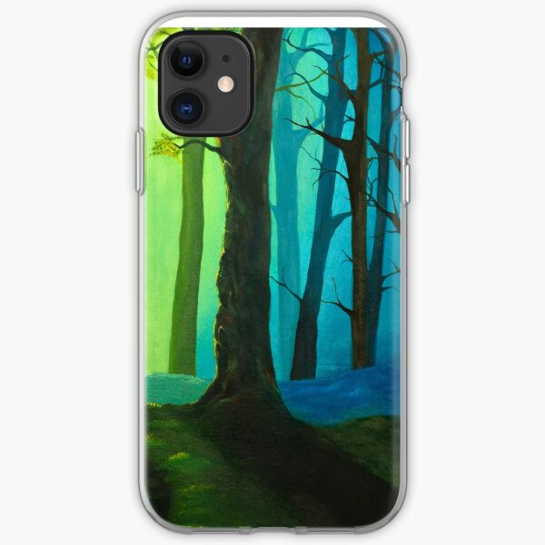 Sunlight and Shadow iPhone Soft Case