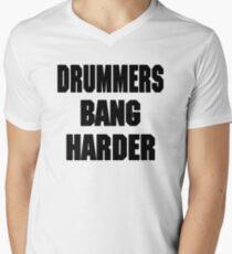 DRUMMERS BANG HARDER (DAVE GROHL, TAYLOR HAWKINS) T-Shirt