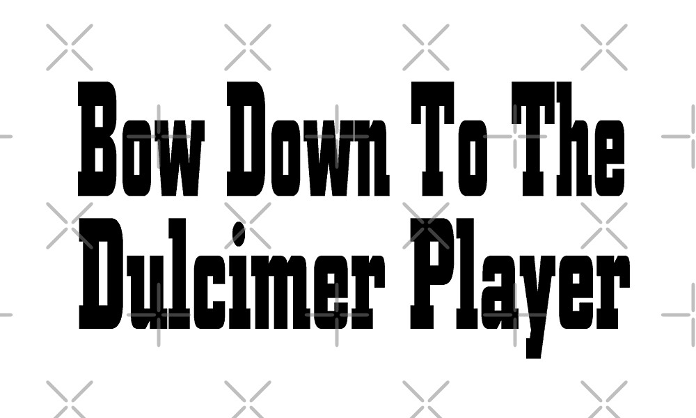 Dulcimer by greatshirts