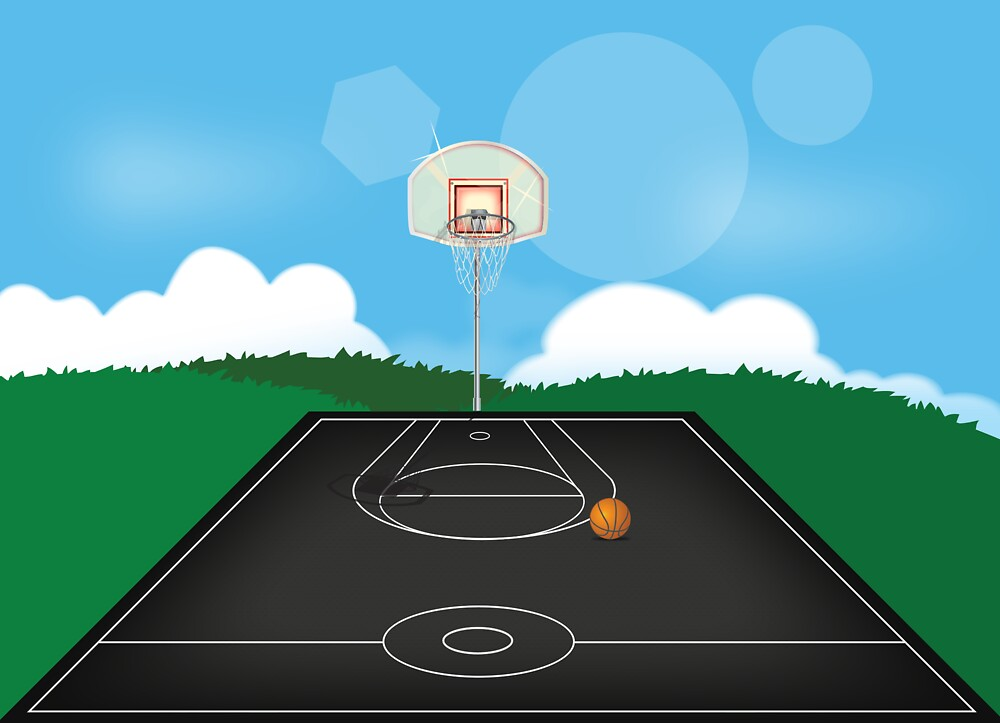 Basketball by vectorwebstore