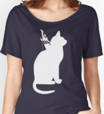 My Cats Better Than Yours Women's Relaxed Fit T-Shirt