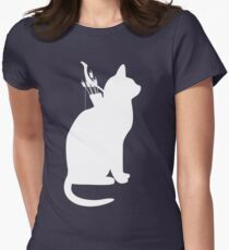 My Cats Better Than Yours Women's Fitted T-Shirt