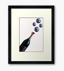 The new forty. Framed Print